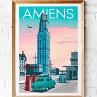 Amiens 1950