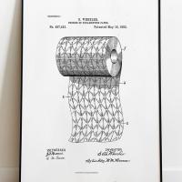Brevet papier toilette