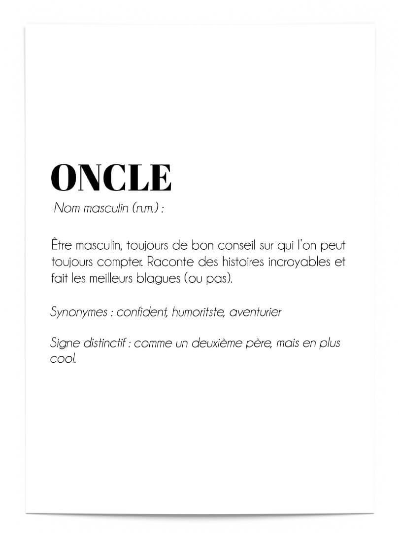 De finition oncle lcf201 1