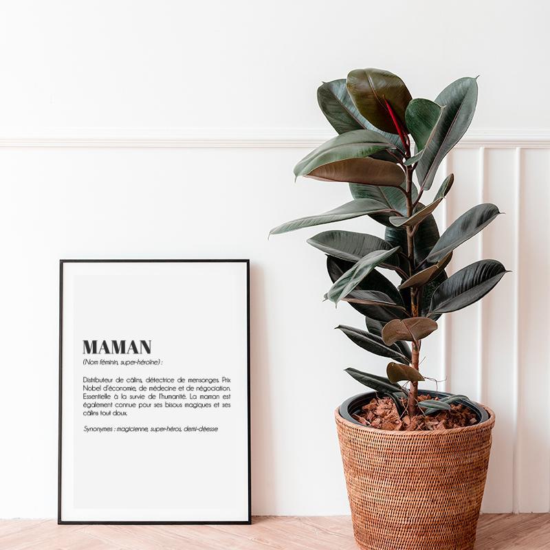 Definition maman