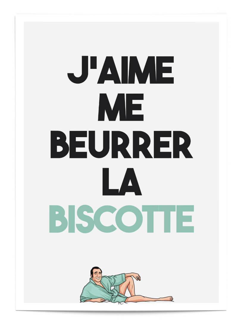Jaime me beurrer la biscotte 1 1