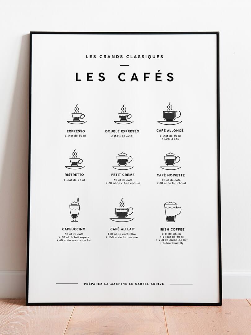 Les cafes