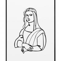Mona lisa 3