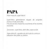 Papa poule 0