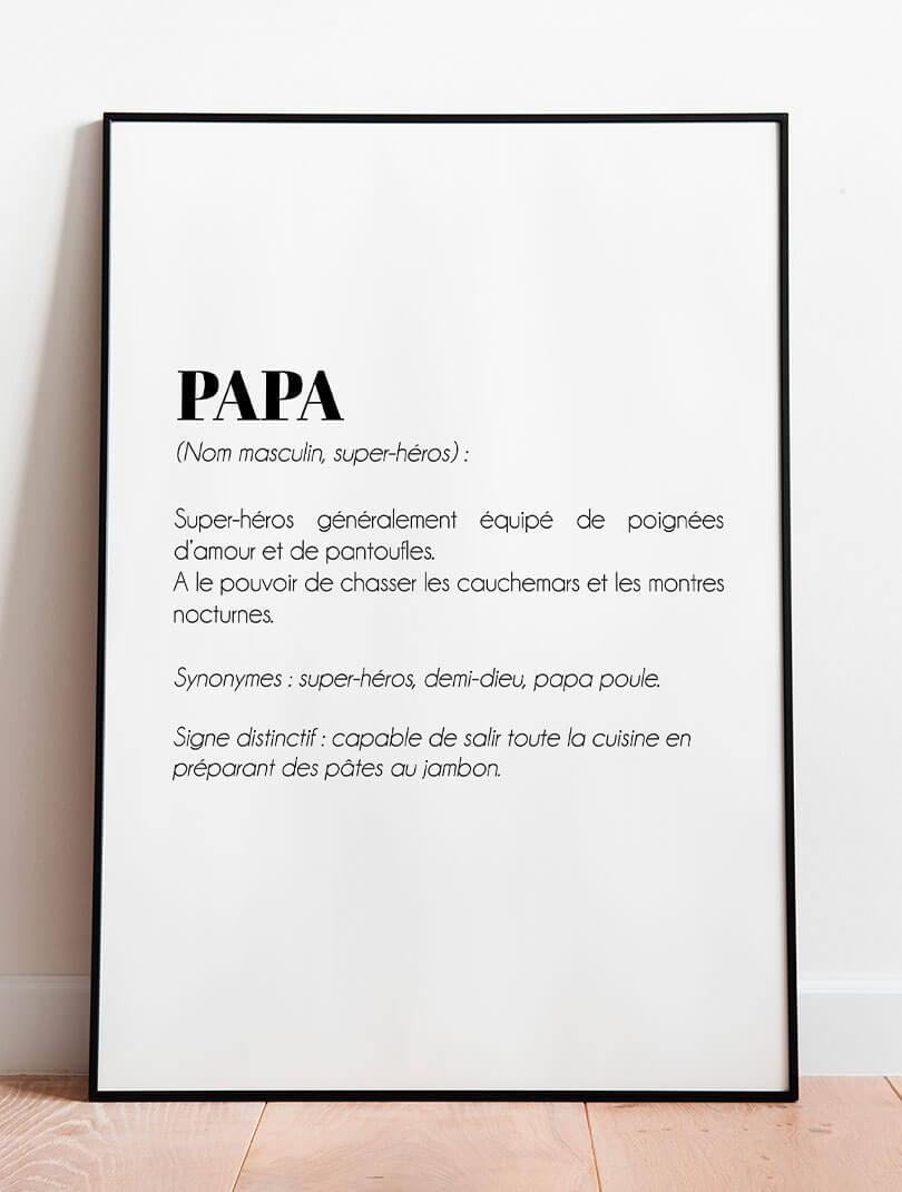 Papa poule 1