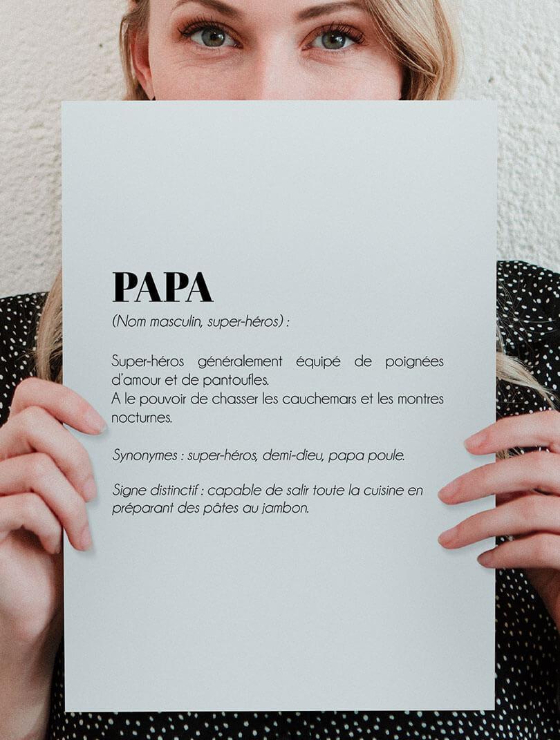 Papa poule 2