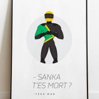 Sanka t es mort