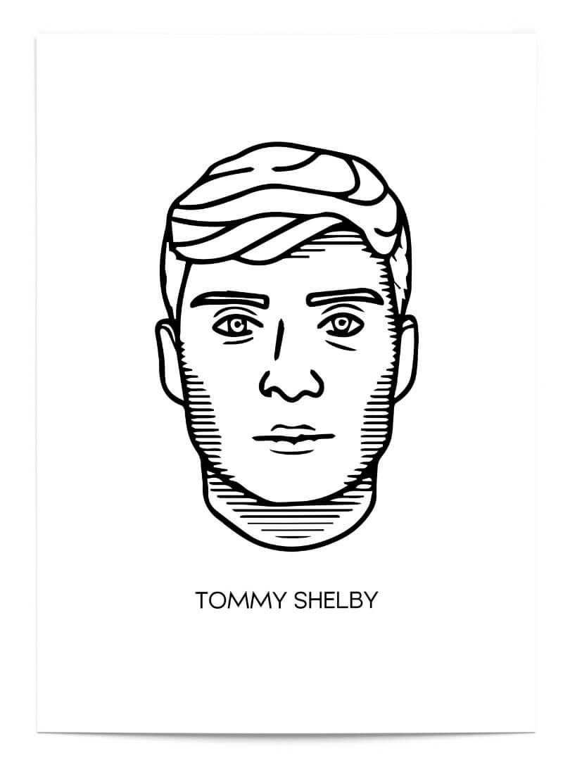 Tommy shelby 1 1